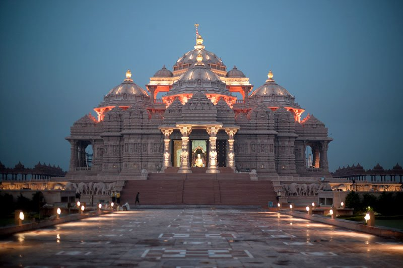 Akshardham - Truly The 8th Wonder of The World
