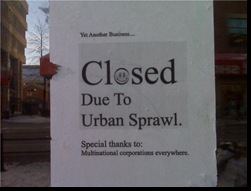 Closed due to urban sprawl