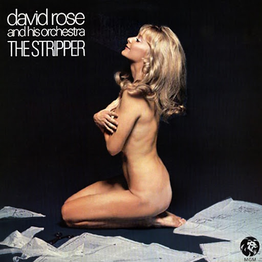 "Featured recording ""The Stripper"""