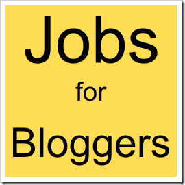Jobs for Bloggers
