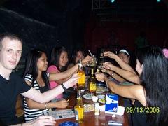 Kampai... cheers