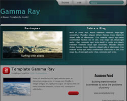 Plantilla Gamma Ray