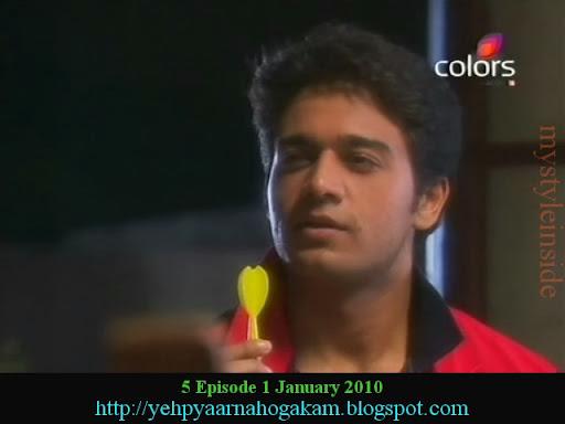 Gaurav Khanna Yeh Pyaar na hoga kam Colors tv episode pictures