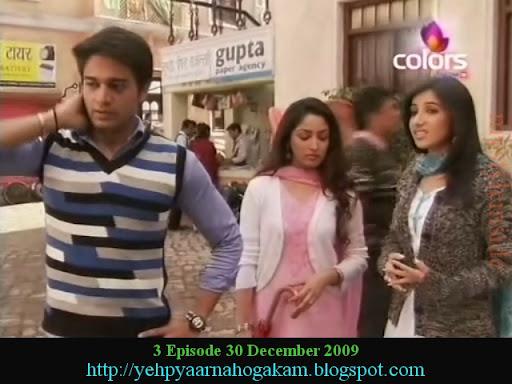 Gaurav Khanna as Abeer Yami Gautam as Leher Yeh Pyaar Na Hoga Kam