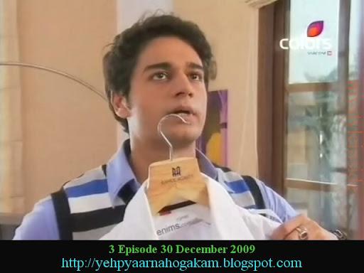 Gaurav Khanna as Abeer Yeh Pyaar Na Hoga Kam