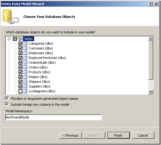 choose-your-database-objects