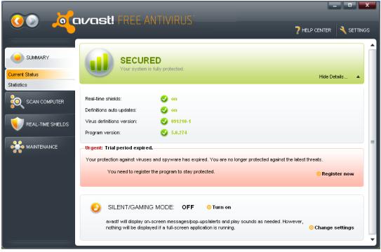 Avast Virus Chest Watch Dogs