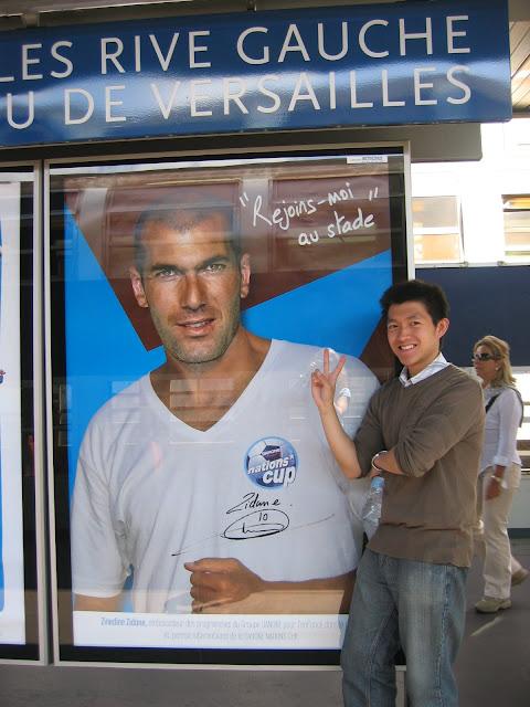 Rona and Zidane