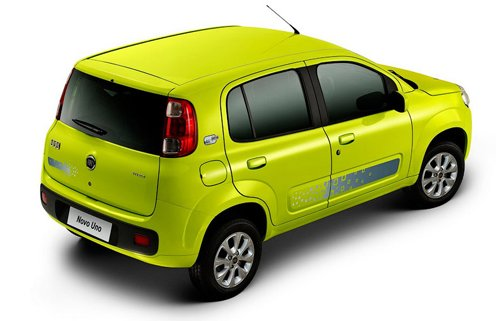 New Fiat Uno