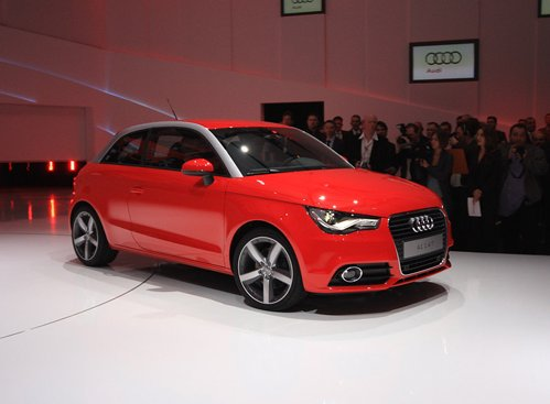 Compact hatchback A1
