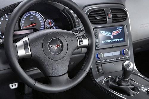 Salon Chevrolet corvette