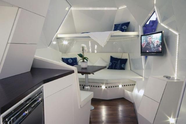 Customized Caravan