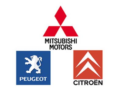 Mitsubishi and Peugeot Citroen