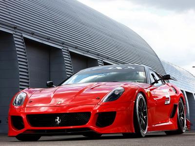 Ferrari 590XX