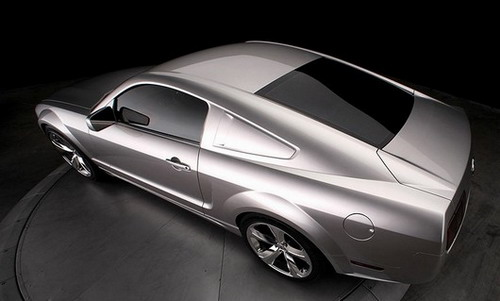 Legendary Mustang