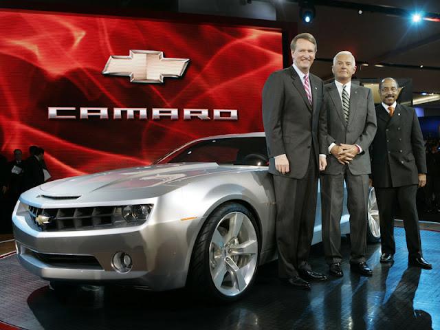 Release Chevrolet Camaro 2010