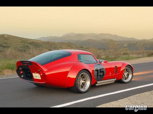 Supercar Shelby Daytona