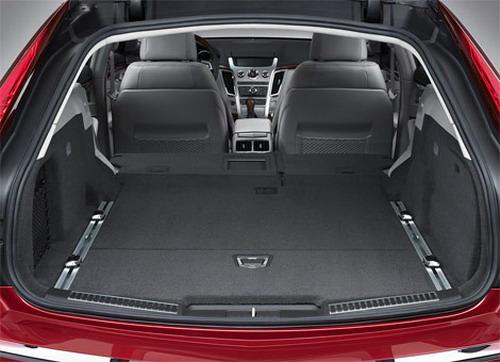 Interior Cadillac