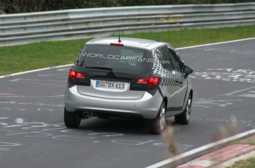 Minivan Opel