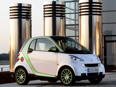 Smart will start a batch production of electric ForTwo