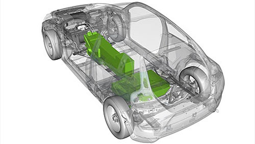 Electrocar Volvo