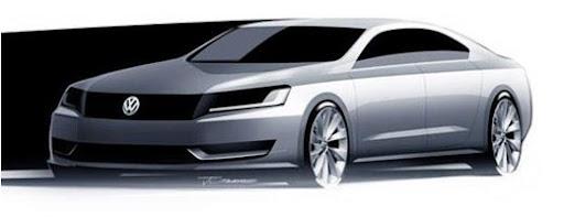 Concept VW Passat