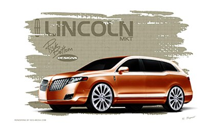 Lincoln will Present Tuning Versions: MKS, MKT, MKZ