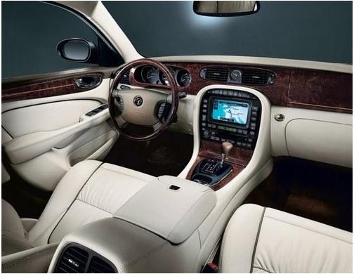 Interior Daimler