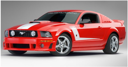 Tuning studio Roush rejects 2010 Ford Mustang