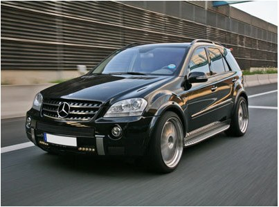 Mercedes-Benz ML 63 AMG by VATH
