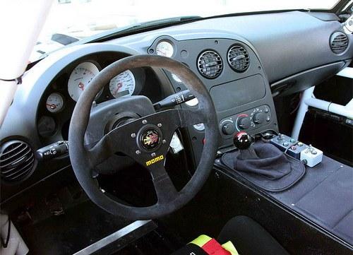Interior Dodge Viper