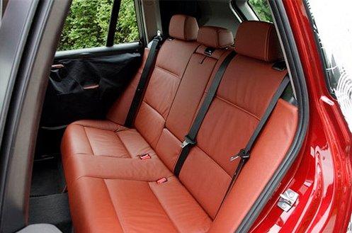 Interior, BMW X3