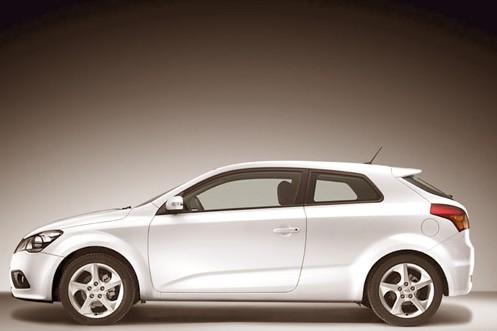 New Kia Pro Cee