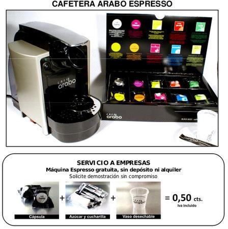 Cafetera Arabo