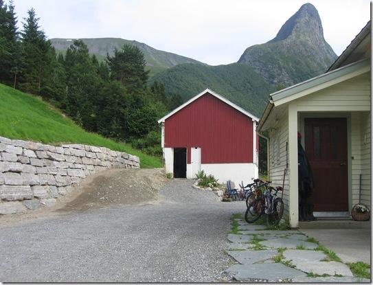 Mur, Helge Ressem. Sommaren 2006 010
