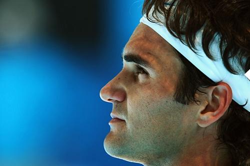 Roger Federer - Open d'Australie, 2010