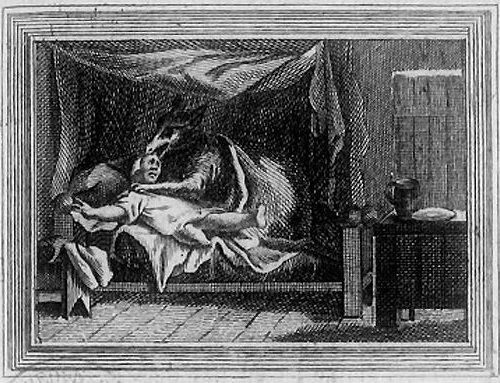 Jacques de Sève (dessins), Simon Fokke (gravure) - 1742