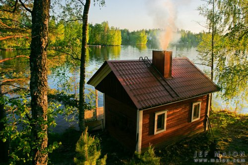 Maison finlandaise