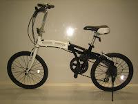 Sepeda Lipat DOPPELGANGER 210 CONSTELATION