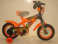 1 Sepeda Anak EVERBEST EB12-908 DRAGON BALL