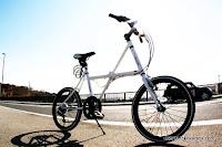 Sepeda Lipat DOPPELGANGER FX01 Stealth