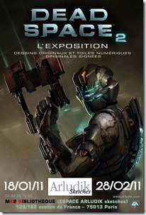 Exposition dead space 2