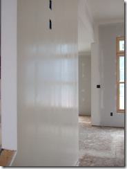 priming drywall