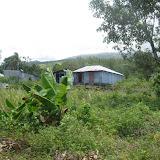 Einfache Kreolen-Hütte