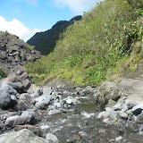 Hier entsteht ein Fluss