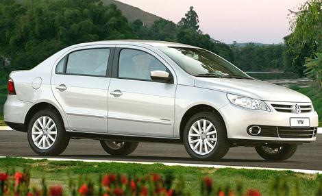 Volkswagen Gol Sedan 2010