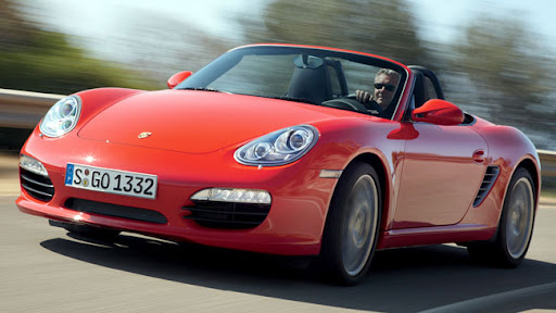 Porsche Boxster S 2011
