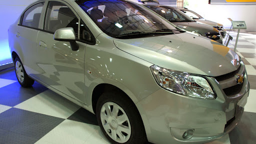 Chevrolet Sail 2011
