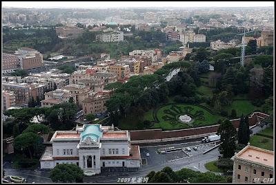 暴走亚平宁、悠游爱琴海--梵蒂冈(下) - 咖友 - 心中有路