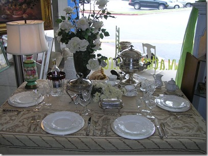 Tablescape #9